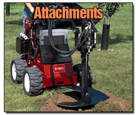 Mini digger attachment hire at AMAC - click to find out more