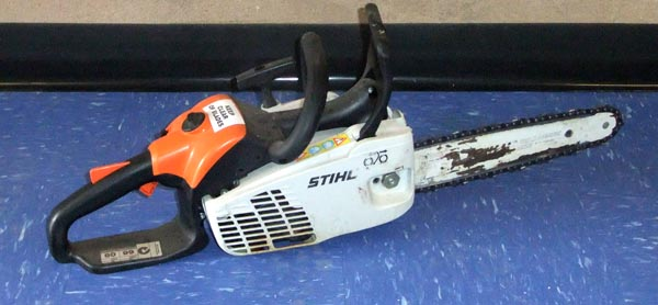 AMAC - petrol chain saw hire