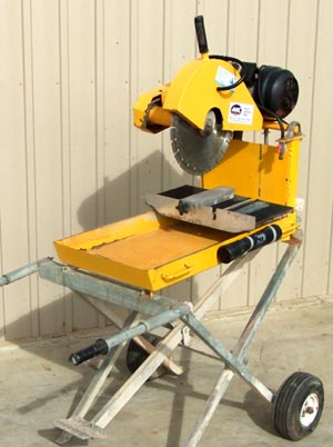 AMAC - Electric Drop Saw for hire