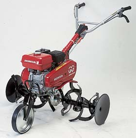 AMAC - Honda Power Equipment - Tillers