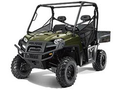 Polaris Ranger 500 at AMAC