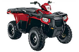 AMAC - Polaris Sportsman 400 H.0