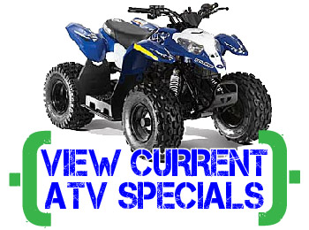 Click here to view current specials on Polaris ATV