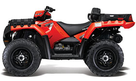 Polaris Sportsman X2 550 ATV