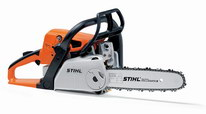 AMAC garden equipment hire - CHAIN SAWS