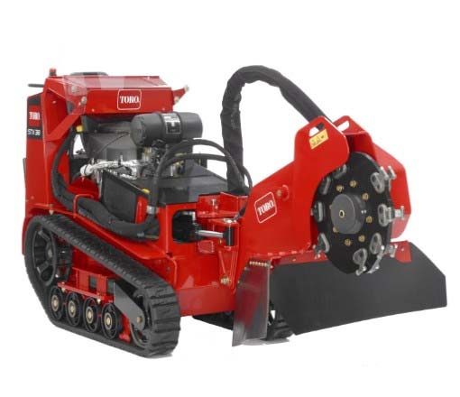 AMAC presents the TORO STX-38 Stump Grinder