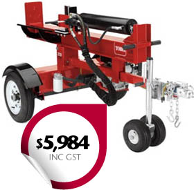TORO Log Splitter - order yours from AMAC.