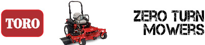 View TORO Zero Turn Mowers in stock at AMAC