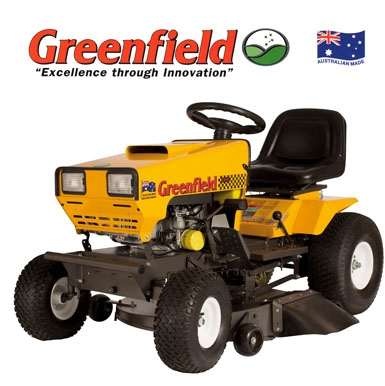Greenfield Mowers