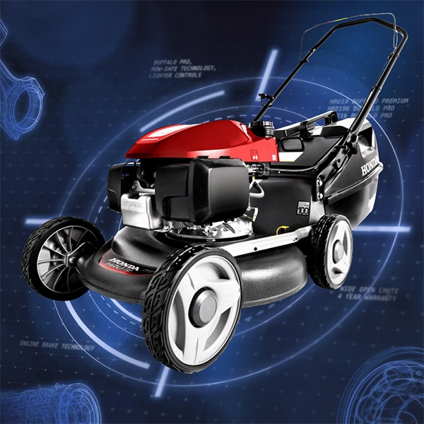 Honda Lawnmower Range
