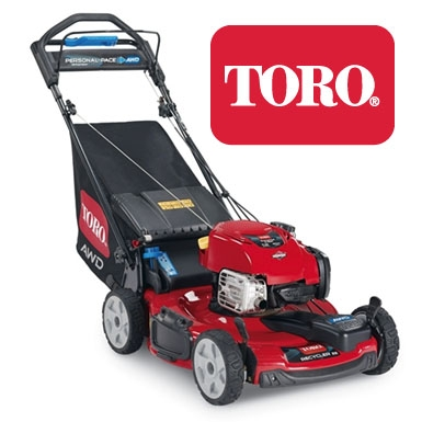 Toro Walk Power Lawnmower
