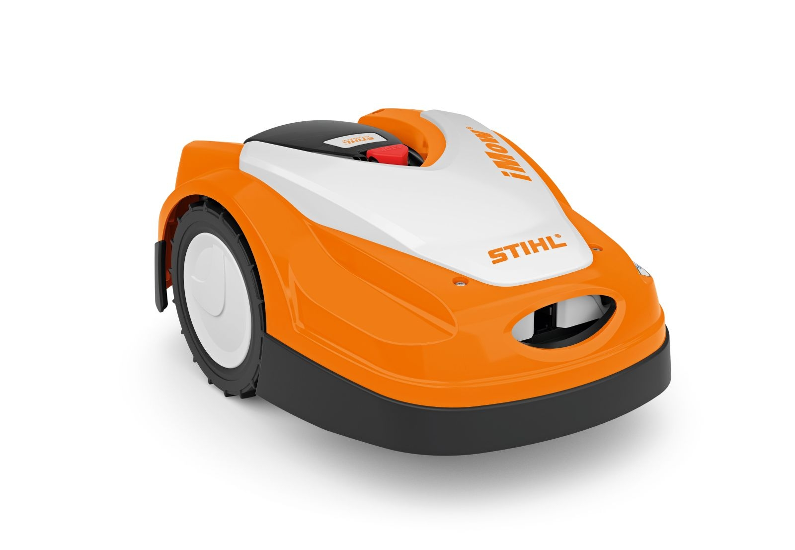The STIHL Robotic Mower!