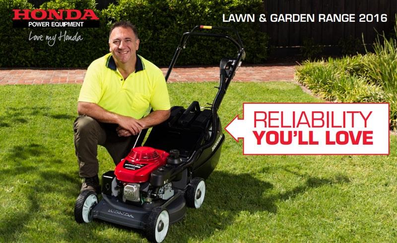 Honda Lawn & Garden