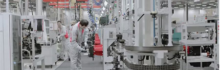 See the AGCO Manufacturing Facility