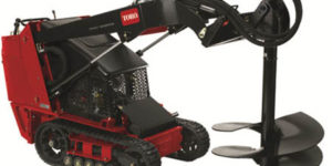 TX427 Tracked Mini Digger
