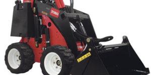 Toro w323 wheeled mini digger