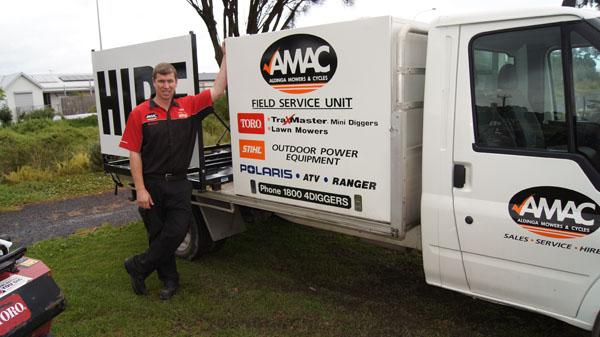 AMAC Field Service Unit