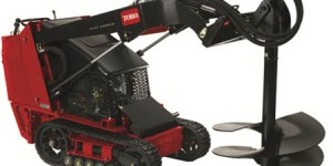 TORO TX427 Tracked Mini Digger