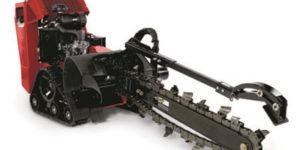 Toro TRX-26 Dedicated Walk-Behind Trenching Machine