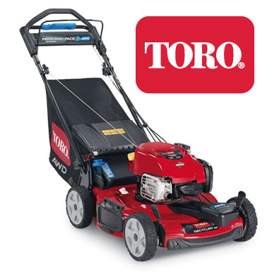 Toro walk behind mowers