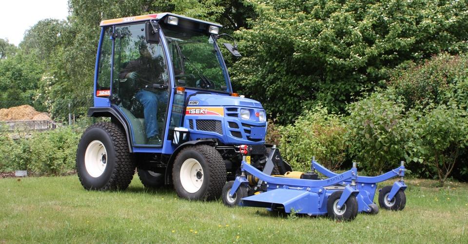 Iseki Diesel Tractor : Iseki tm compact tractor amac sa