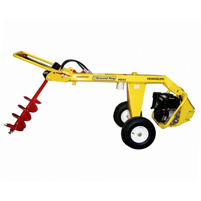 Post Hole Digger Hire
