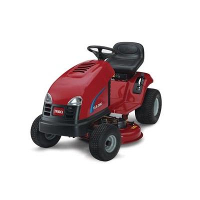 toro lawn tractor