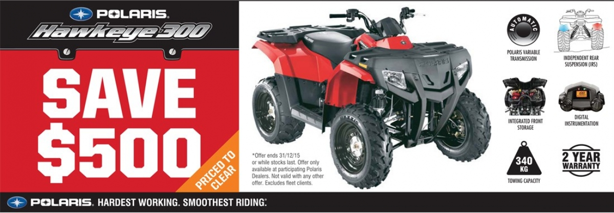 2015 Q4 Polaris Promotions Dealer Guide_AU.indd
