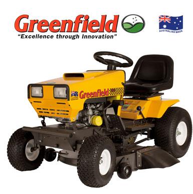 Greenfield Mowers
