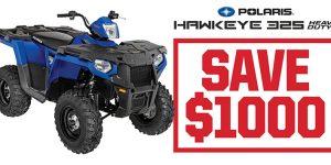 Hawkeye 325 HD Save $1000