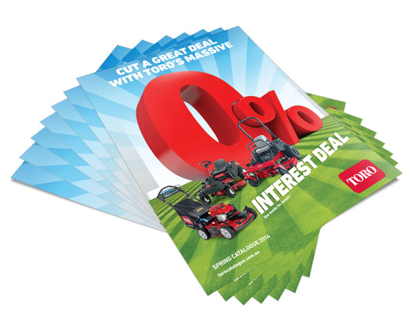 Download 2016 Toro Spring Catalogue