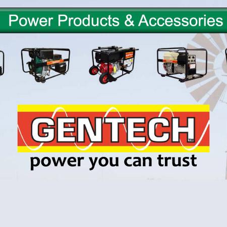 Gentech Generators - Adelaide Stockist