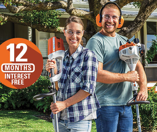 STIHL NOW PAY LATER