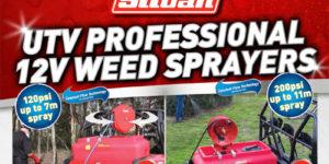ATV Weed Sprayers