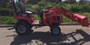 Massey Ferguson 1705 Compact Tractor