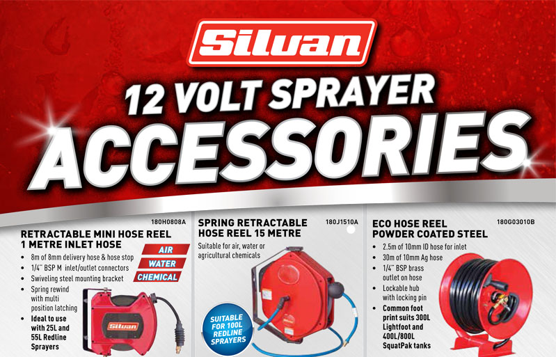 Sprayer Accessories