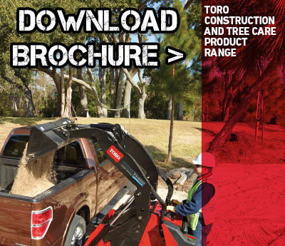 Toro Construction & Tree Care Machinery - PDF Brochure