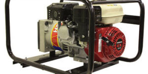 Gentech EP3400HSR Portable Generator