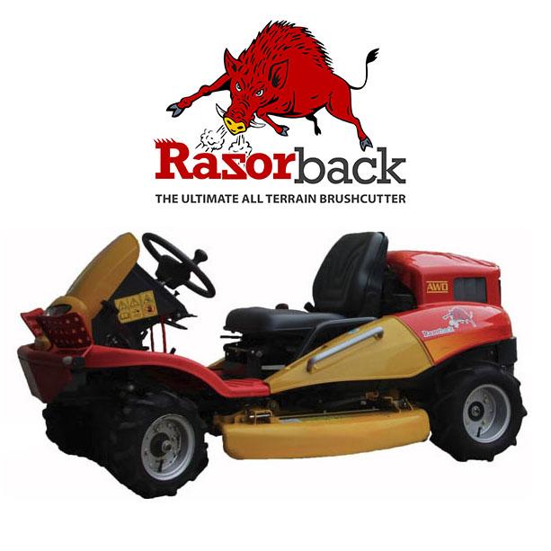 Razorback Mowers