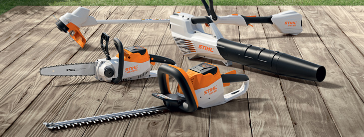 STIHL Compact Battery Range