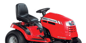 MF Lawn Tractors