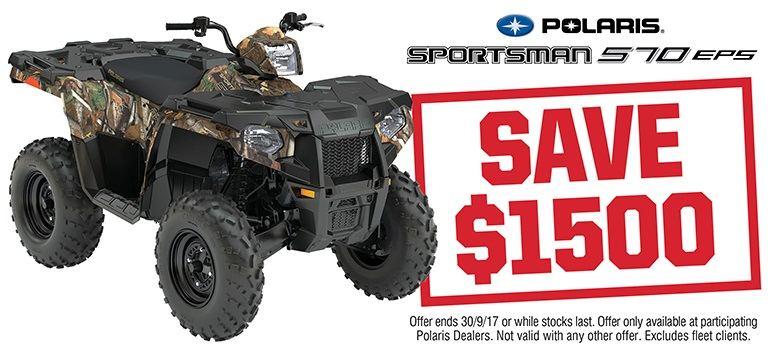 Sportsman 570 EPS