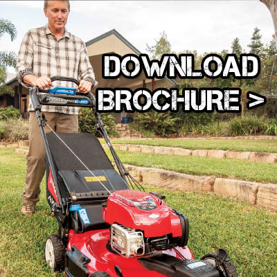Toro Walk Power Mower Brochure