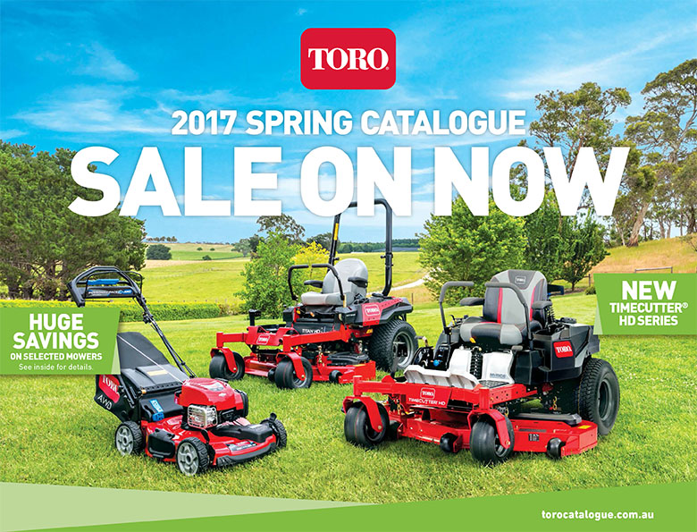 TORO Summer 2017 Catalogue-1