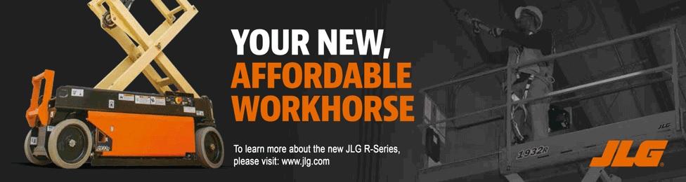 JLG R6 Scissors