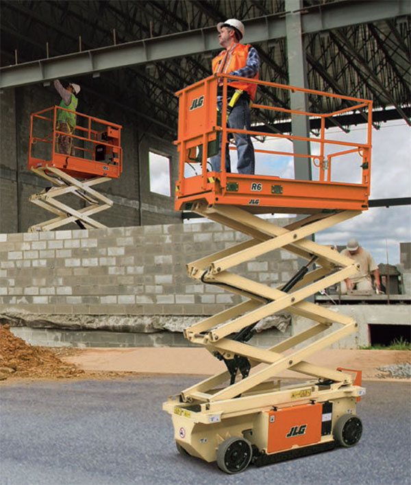 R6 Scissor Lift For Hire