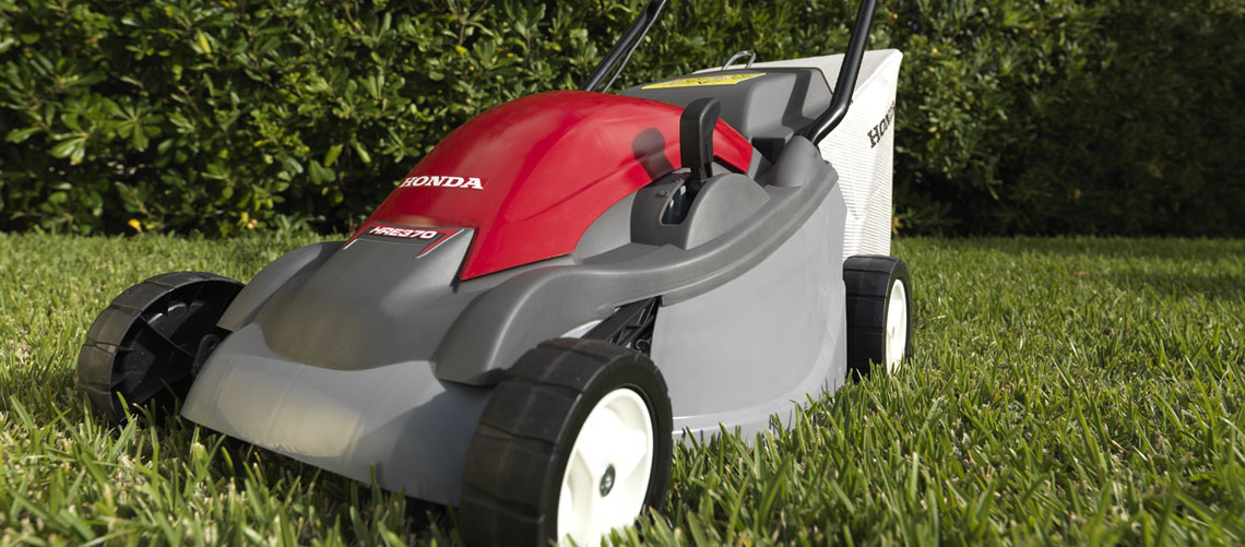 Honda Lawnmower_HRE370
