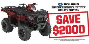 Polaris 4th Quarter Deals