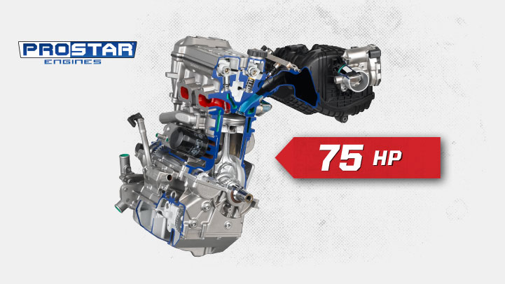 ProStar 900 Engine