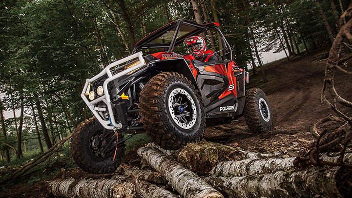 1.6 Million Ways to Customize YOUR RZR